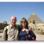 Shirley and Brian Poulton&#039;s Nile Cruise and Cairo holiday photographs.
