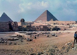 """""""Memphis, Saqqara and The Great Pyramid"""""""