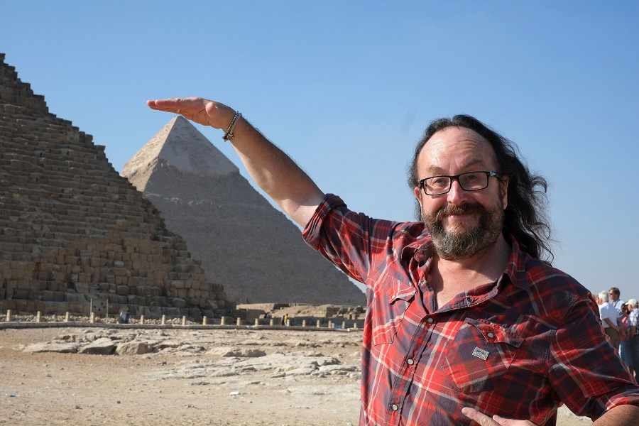 A Cook Abroad:Dave Myers' Egypt