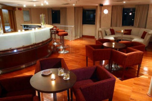 Alexander The Great Nile Cruise lounge