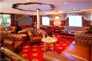 Domina Prestige Nile Cruise Lounge