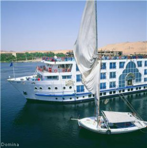 Domina Prestige Nile Cruiser