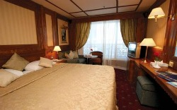 MS Grand Rose Nile Cruise Cabin