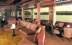MS Grand Rose Nile Cruise Lounge