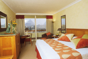 Le Meridien Hotel Cairo Bedroom