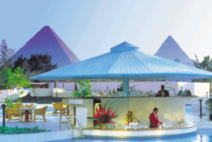 Le Meridien Pyramids Hotel, Cairo, Pool