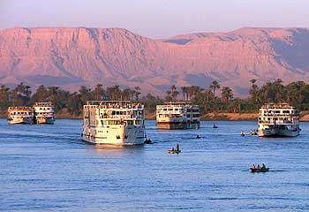 Nile Cruise Vessels