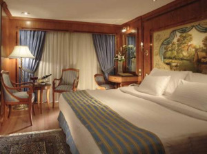 The Sonesta St George Is A 5 Star Luxury Nile Cruise Ship