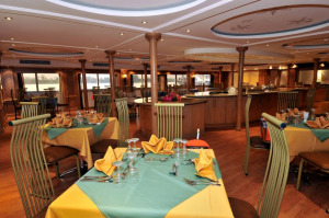 Viking Princess Nie Cruise Ship Dining Room