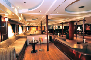 Viking Princess Nile Cruise Ship Lounge